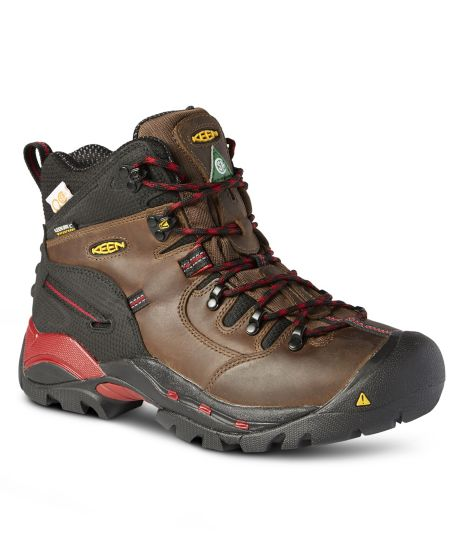 Men's Hamilton Steel Toe Composite Plate Waterproof Hiking Boots ...