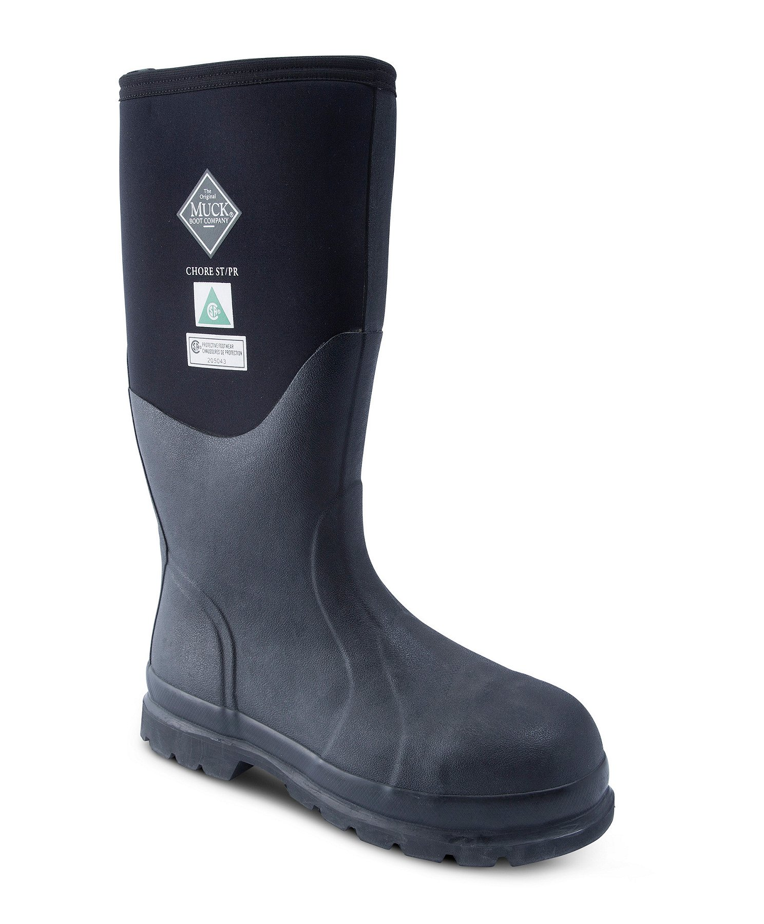 website for discount great prices to buy Men's Chore Steel Toe Steel Plate Rubber Boots