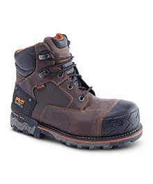 9c7d16266e38e Timberland PRO Mens 6   Boondock Composite Toe Composite Plate Waterproof Work  Boots ...
