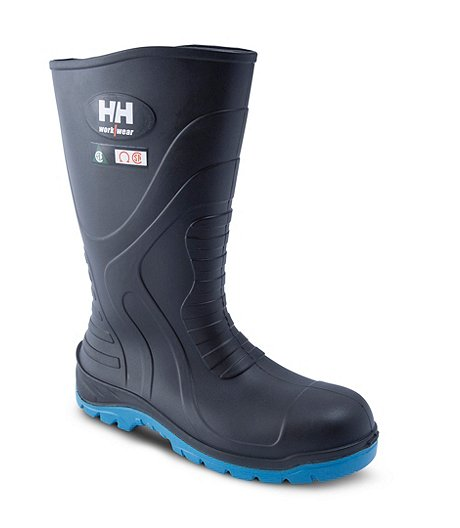 64945b11e6f2f Helly Hansen Workwear Women's Steel Toe Steel Plate PU Safety Boots
