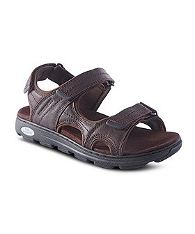 Denver Hayes Men's Cambie Leather Sandals