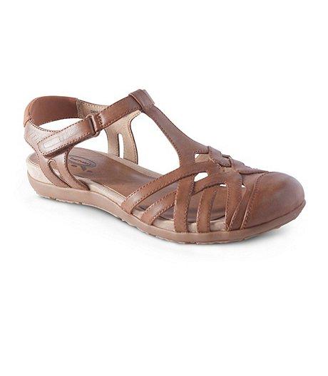 cb50d2decee8 Denver Hayes Women s Rachel Ankle Strap Sandals