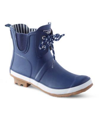 Women's WindRiver Women's Poppy Solid Rain boots Navy 9