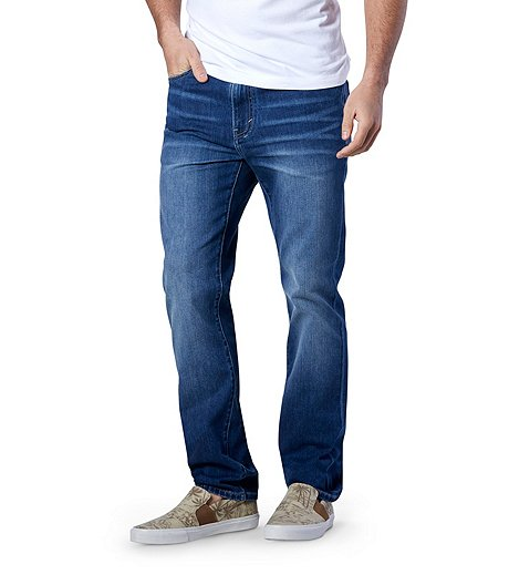 Men's FLEXTECH Athletic Fit Tencel Stretch Jeans