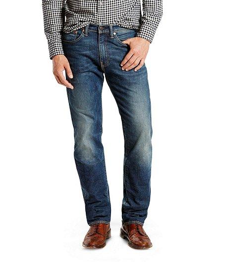 9e331b71987 Levi s Men s 505 Regular Fit Performance Strong Jeans