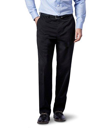Denver Hayes Flat Front Flextech Clic Fit Pants