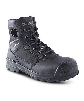 Terra Men's 6 In Marshal Composite Toe Composite Plate Work Boots