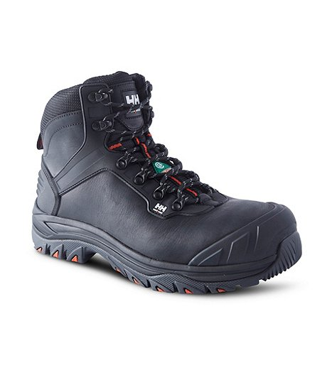 f5d50e55172 Helly Hansen Workwear Men's Composite Toe Composite Plate Leather Work Boots