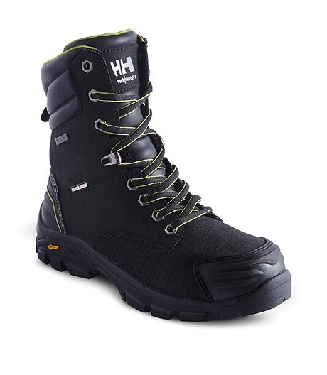 2fcee5e484 Helly Hansen Workwear Women s 8 Inch Bergen Waterproof Steel Toe Composite  Plate Work Boots ...