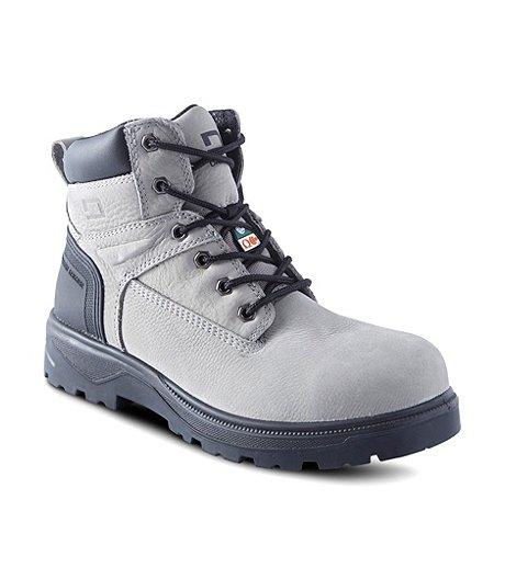 71fe8cf1d3 Dakota Women s 6 Inch Ellie Quad Comfort Steel Toe Steel Plate Work Boots  ...