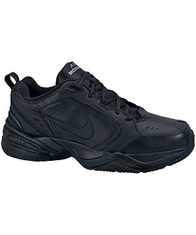 Nike Men's Nike Air Monarch IV Training Shoes - Wide 4E