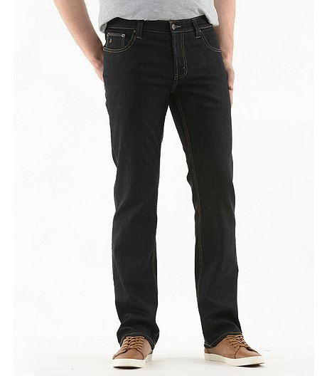 Men's Peter Comfort Stretch Yarn Dyed Jeans