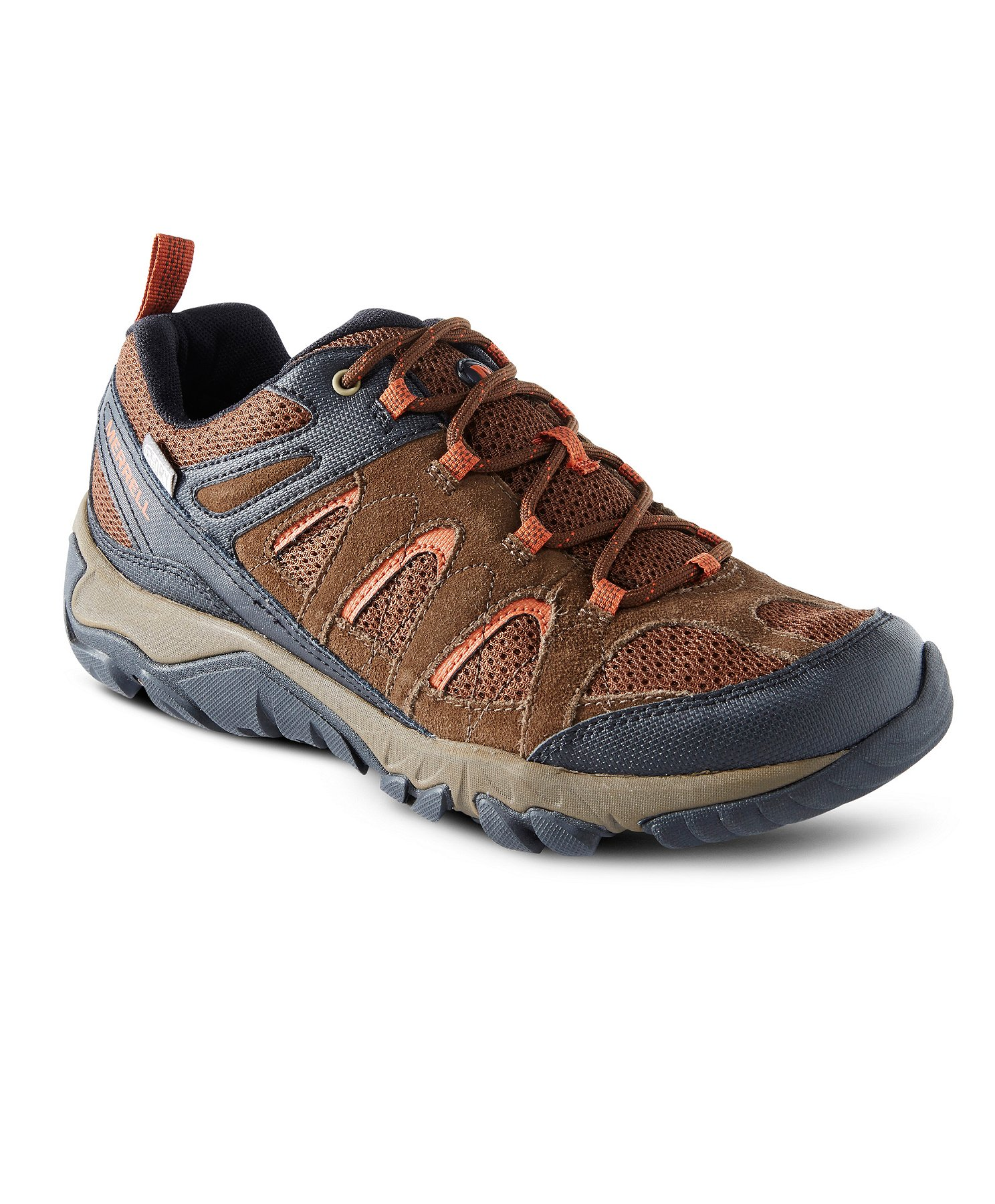 69116793 Men's Outmost Waterproof Hiking Shoes - Wide