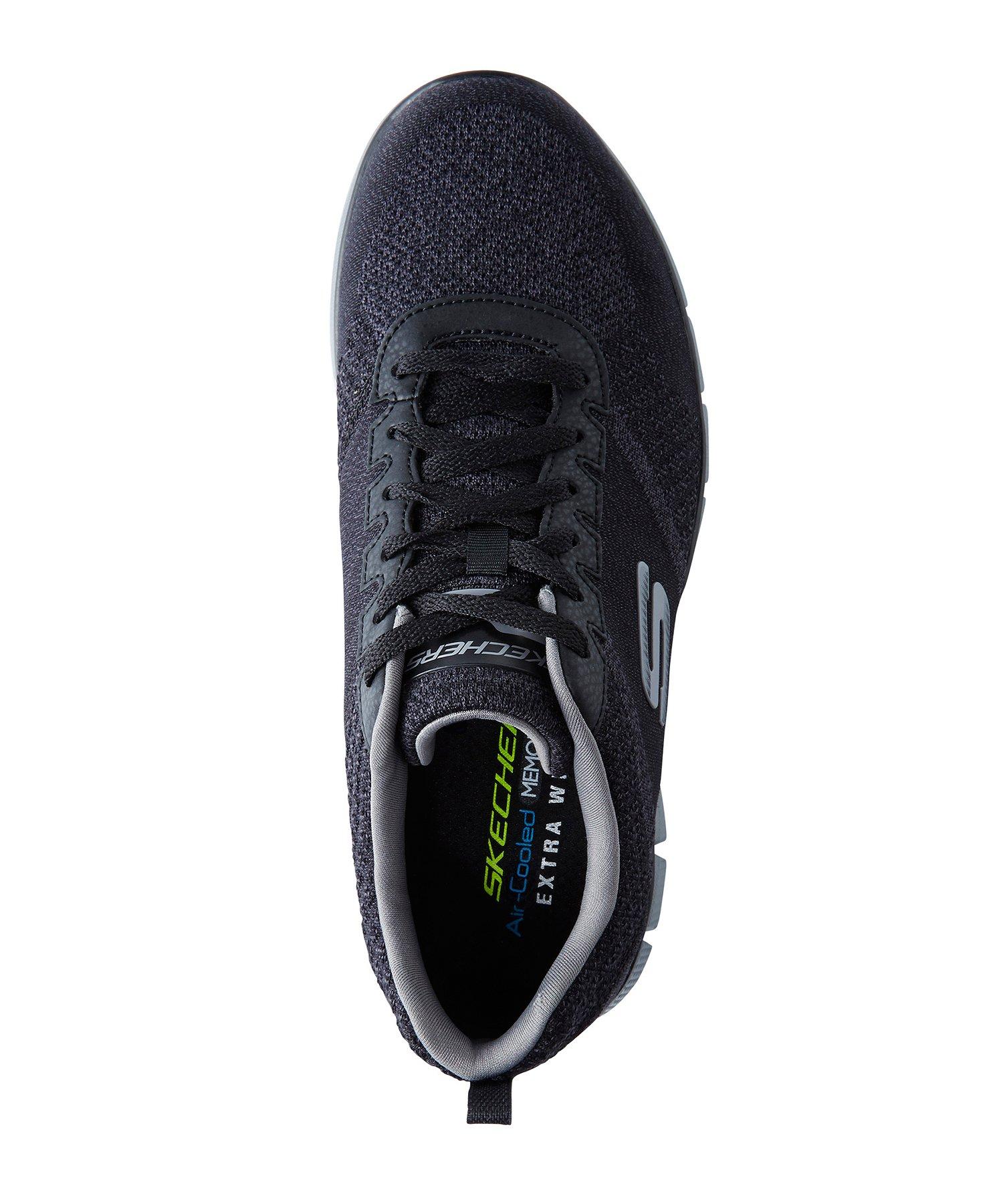 Chaussures de sport larges pour hommes, True Balance