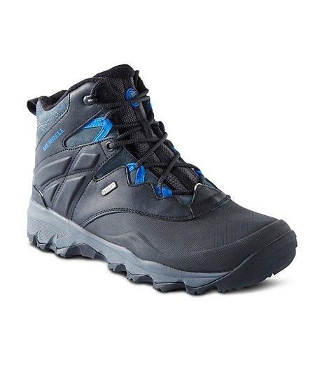 Men's Thermo Adventure Waterproof Winter Boots with Vibram Arctic Grip