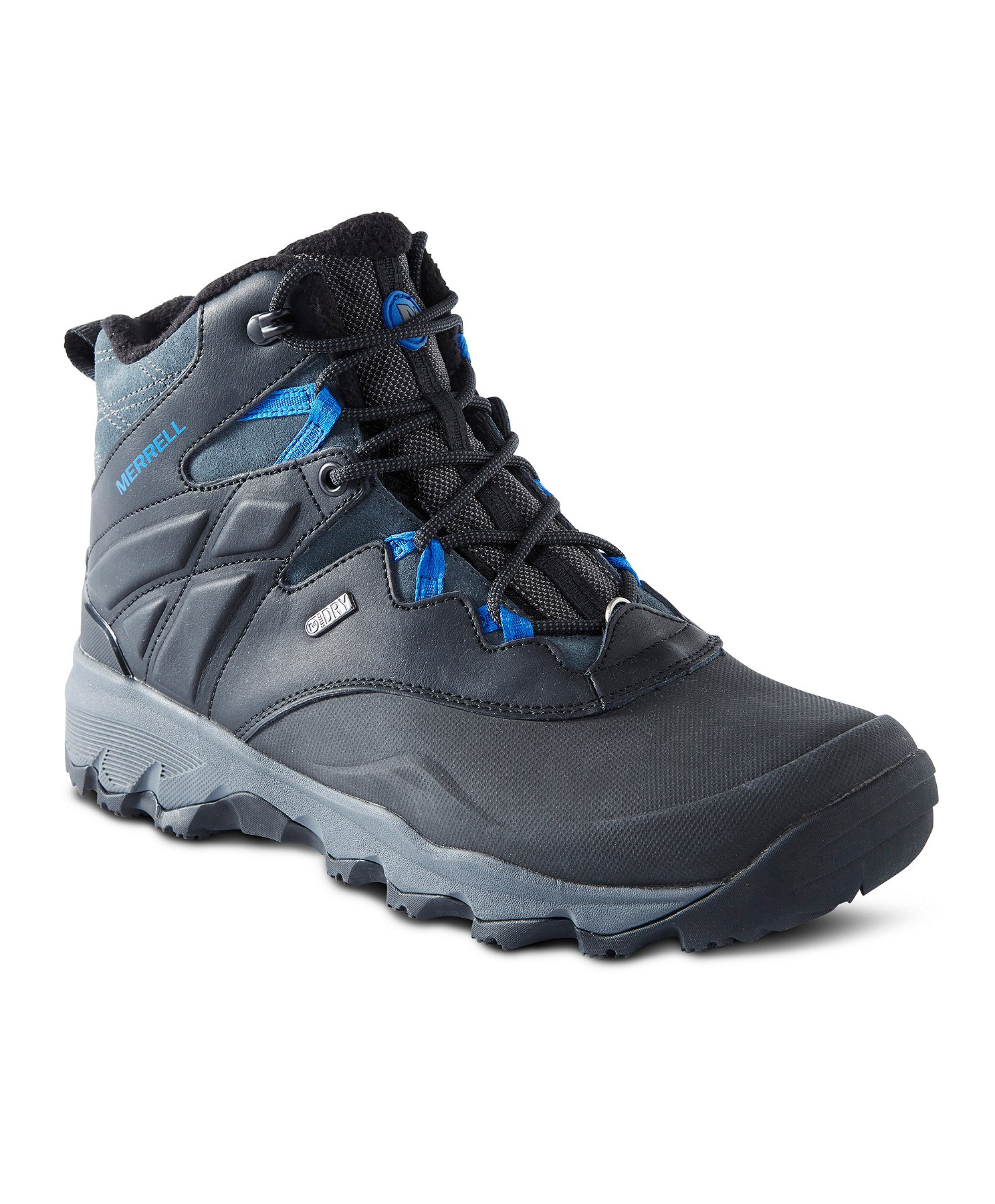 famous brand wholesale online highly praised Men's Thermo Adventure Waterproof Winter Boots with Vibram Arctic Grip