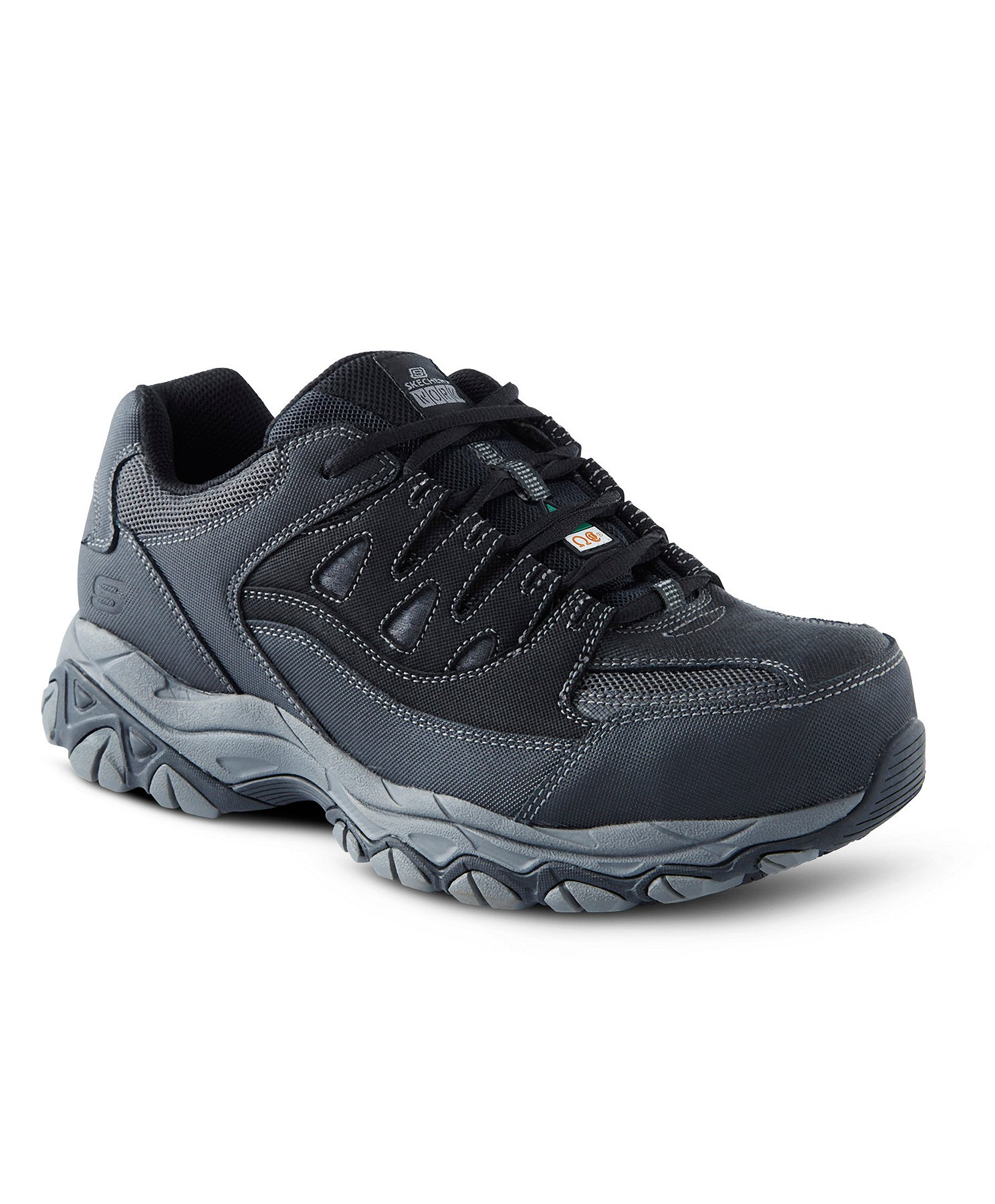 Men's Steel Toe Composite Plate Work Athletic Shoes