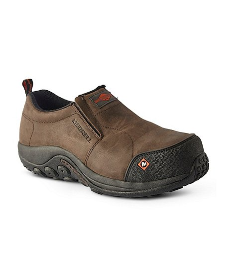 3aca8715 MEN'S JUNGLE MOC COMPOSITE TOE COMPOSITE PLATE WORK SHOES | Mark's
