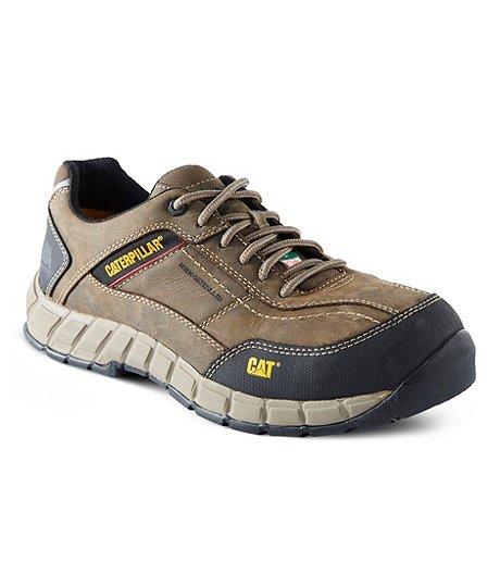 Toe Leather Plate Metal Streamline Men's Free Composite Shoes OkXZiTwPul