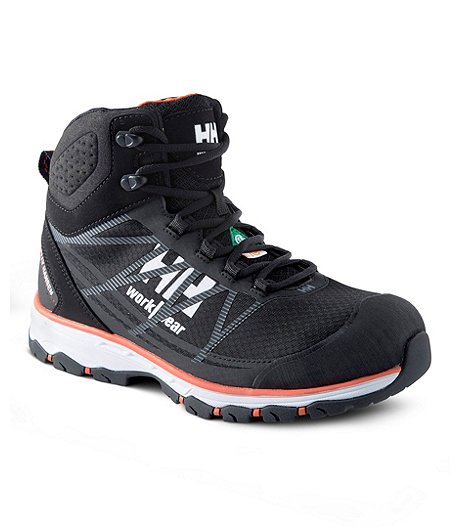 c8fe91221ef Helly Hansen Workwear Men's Aluminum Toe Composite Plate Mid Cut Work Boots