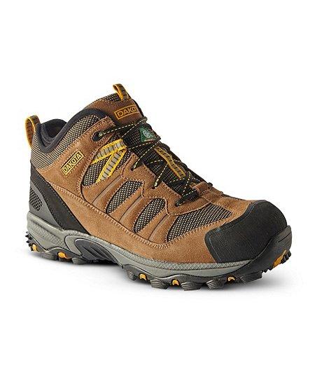 f0bb2f8e0a5 Men's Aluminum Toe Composite Plate Mid Cut Work Boots