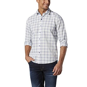 Untucked dress shirt mark 39 s for Untucked dress shirt with tie