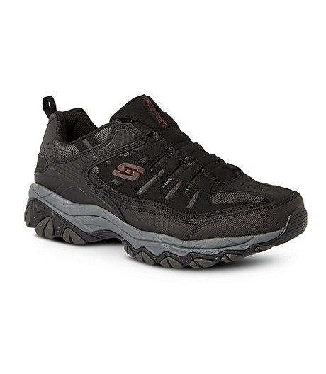 cf0b75c42d81d Skechers Men's After Burn Memory Fit Shoes - Wide