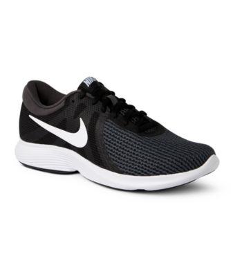 5da24a71da9eae Men s Revolution 4 Running Shoes Black 12