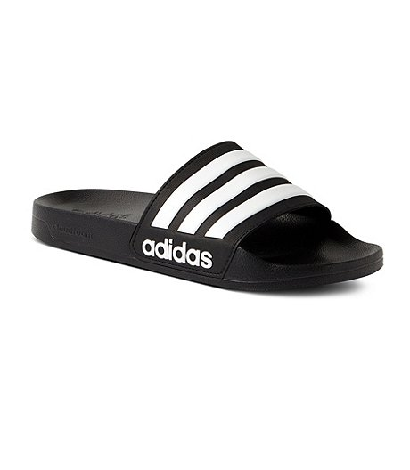 hot sale online 68038 1c8b3 Adidas Men s Adilette Slides