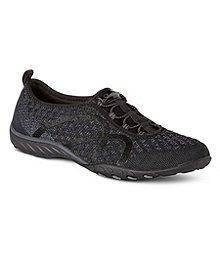 Skechers Women S Breathe Easy Fortune Knit Slip On Shoes