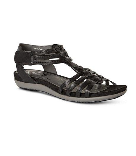 71285127382a Denver Hayes Women s Rissy Quad Comfort Gladiator Sandals