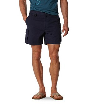 WindRiver Men's Canvas Hiking Shorts With Stretch