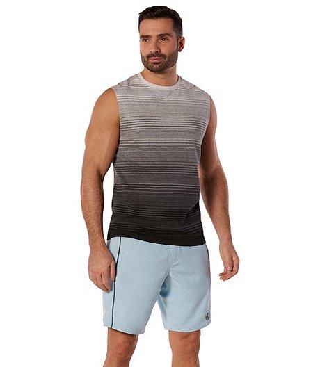 8bb75438b02b Ripzone Gradient Stripe Muscle Shirt