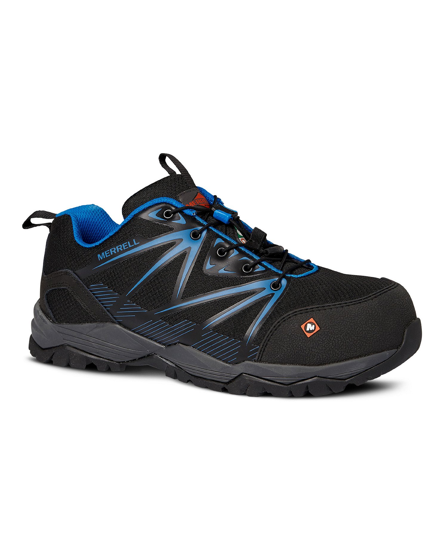 afcbfe10 Men's Work Full Bench Composite Toe Composite Plate CSA Safety Hiking Shoes