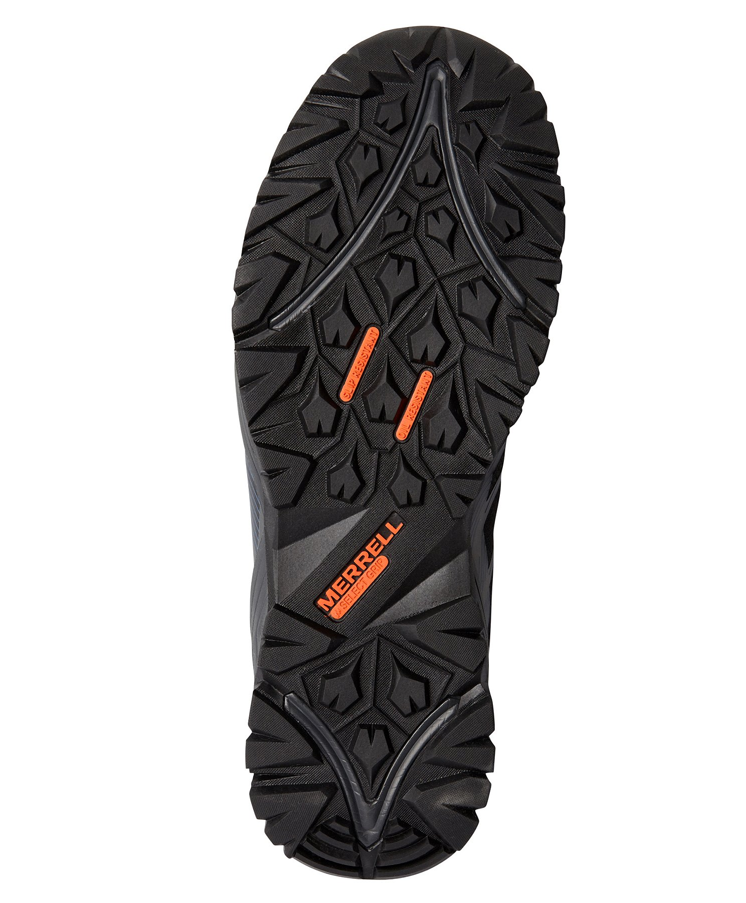 Men's Work Full Bench Composite Toe Composite Plate CSA Safety Hiking Shoes