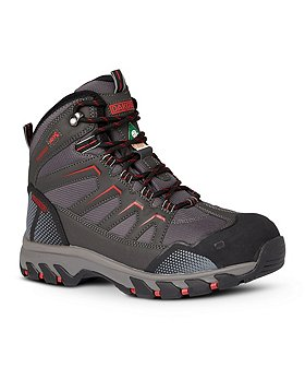 Dakota Men's Steel Toe Steel Plate Waterproof Mid Cut Safety Hiking Boots