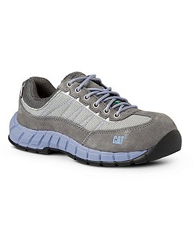 Caterpillar - CAT Women's Exact Steel Toe Composite Plate Athletic Safety Shoes