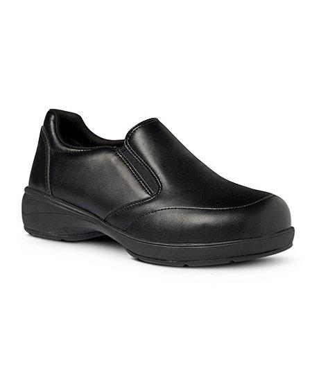 Protection Composite Pour Sécuritaires En Chaussures À Et Enfiler FemmesBritt Acier SzMVpqGU