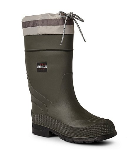 Aggressor Women's NST Insulated Wet Weather Boots