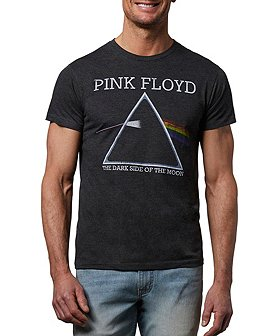 Logo T-Shirt T-shirt « The Dark Side Of The Moon » de Pink Floyd pour hommes