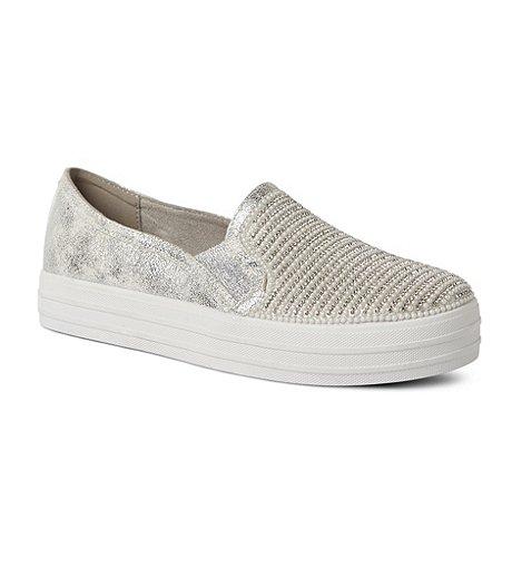 3694a13881dc Skechers Women s Double-Up Shiny Dancer Shoes
