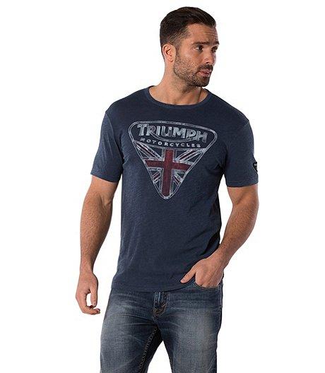 aaba7ea1e Lucky Brand Men's Triumph Badge Graphic T-Shirt