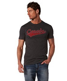 9b5746677b4 Logo T-Shirt T-shirt université Canada ...