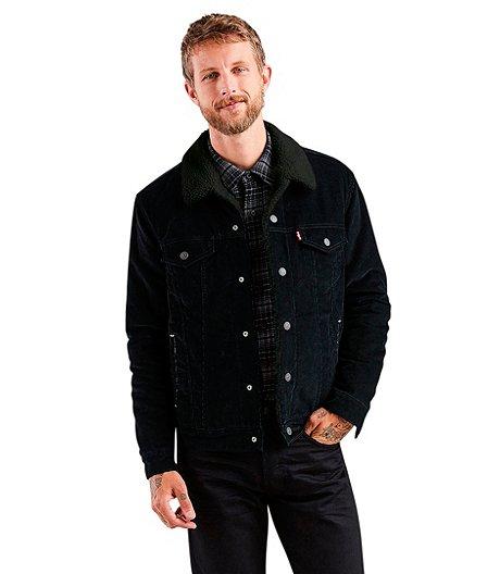 f15053900e35 Levi s Men s Sherpa Trucker Cord Jacket