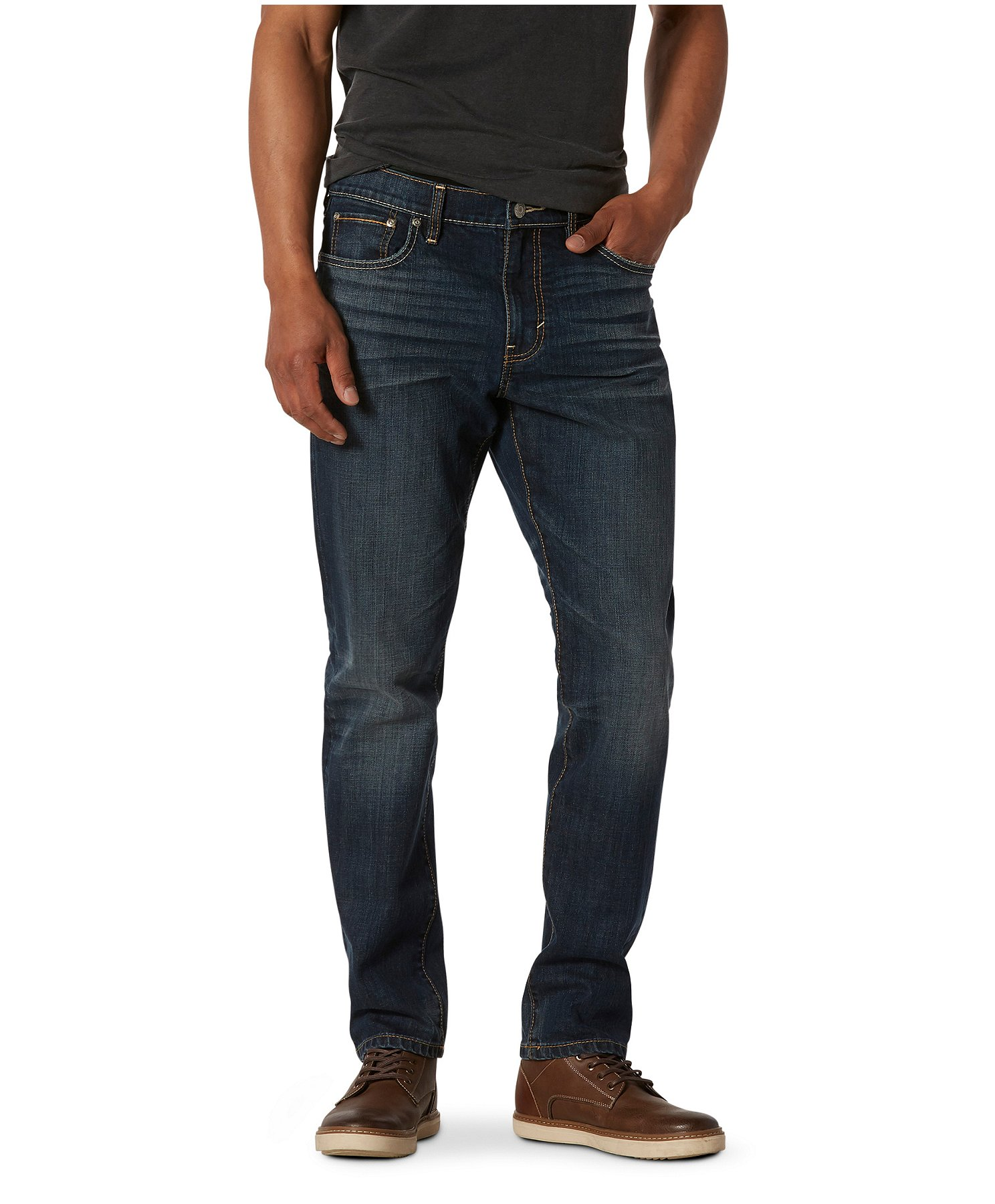 100% top quality latest selection of 2019 release date Men's Jack Athletic Stretch Medium Wash Jeans