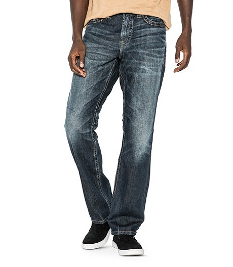 Men's Grayson Easy Fit Straight Leg Jeans