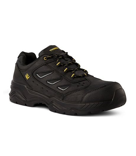 Men's Arrow Evo Composite Toe Composite Plate Leather Safety Shoes
