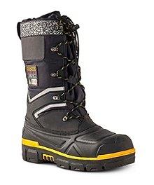65d87d2fed0250 Dakota 8530 Steel Toe Steel Plate Safety Winter Felt Pack Boots ...