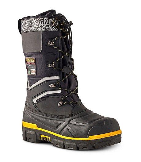 3d1bd7afc 8530 STEEL TOE STEEL PLATE SAFETY WINTER FELT PACK BOOTS | Mark's