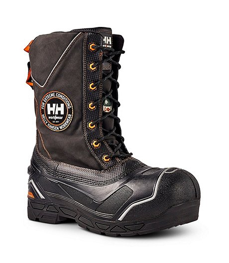 0329dea5473 Helly Hansen Workwear Men's Composite Toe Composite Plate Safety Winter  Boots